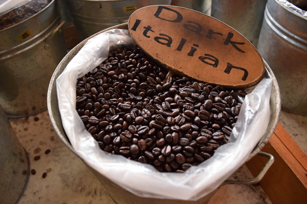 Dark Italian Coffee